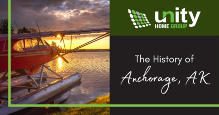 A History of Anchorage, AK: Anchorage's Interesting Local History
