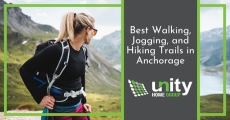 Best Walking and Jogging Trails in Anchorage: Anchorage, AK Hiking Guide