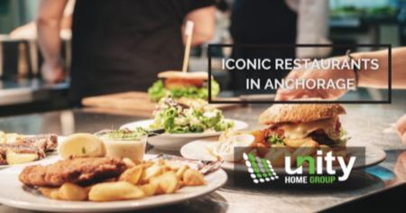 Iconic Restaurants in Anchorage