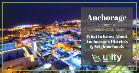 Anchorage Neighborhoods: Anchorage, AK Neighborhoods & Districts Guide