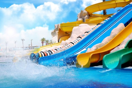 Where Are the Best Water Parks In and Around Anchorage, AK?