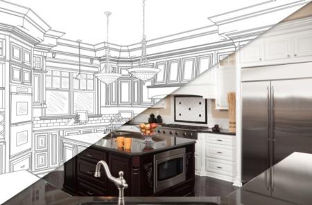 High ROI Kitchen Renovations