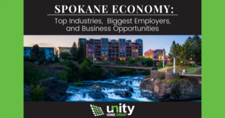 Spokane Economy: Top Industries, Biggest Employers, & Business Opportunities