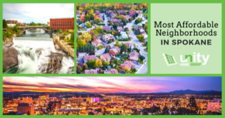 Most Affordable Neighborhoods in Spokane: Spokane, WA Affordable Living Guide
