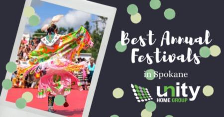 Spokane Festivals: Annual Events in Spokane, WA