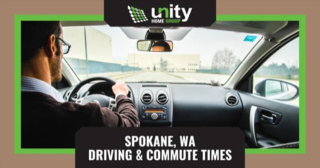 Spokane Driving & Commute Times - Things to Know [2021 Guide]