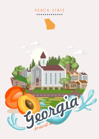 Moving to Georgia - 13 Must Visit Cities Before Making a Move