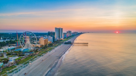 Moving to Myrtle Beach: What is the Grand Strand?