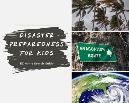 Disaster Preparedness for Kids | EZ Home Search