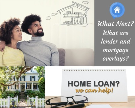 What are Bank and Mortgage Company Overlays?