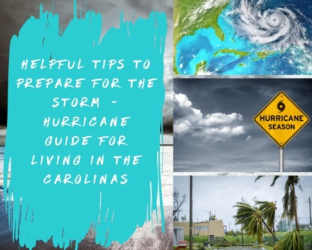 Helpful Tips to Prepare for the Storm | Hurricane Guide for Living in the Carolinas