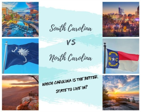 South Carolina Vs. North Carolina - Which is the better State of the Carolinas