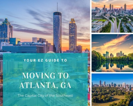 Moving to Atlanta - Your EZ Guide to Everything Atlanta, GA