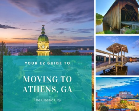 Moving to Athens - Your EZ Guide to Everything Athens, GA