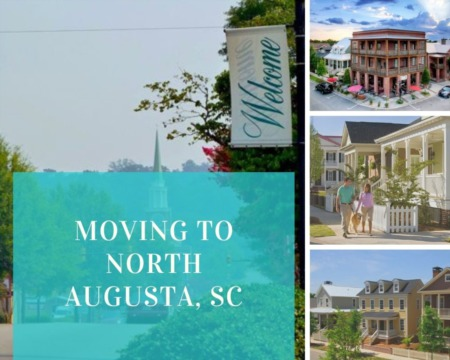 Moving to North Augusta - Your EZ Guide to Everything North Augusta, SC