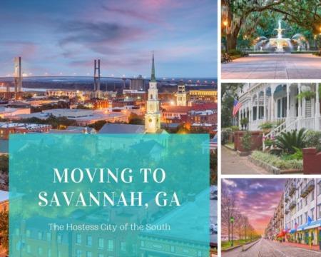 Moving to Savannah - Your EZ Guide to Everything Savannah, GA