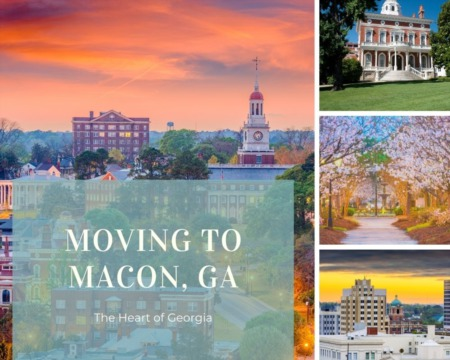 Moving to Macon - Your EZ Guide to Everything Macon, GA