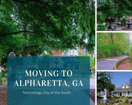 Moving to Alpharetta - Your EZ Guide to Everything Alpharetta, GA