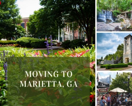 Moving to Marietta - Your EZ Guide to Everything Marietta, GA