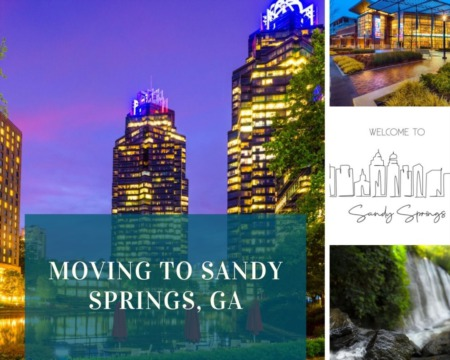 Moving to Sandy Springs - Your EZ Guide to Everything Sandy Springs, GA