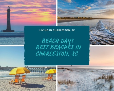 Beach Day? The Best Beaches in Charleston, SC
