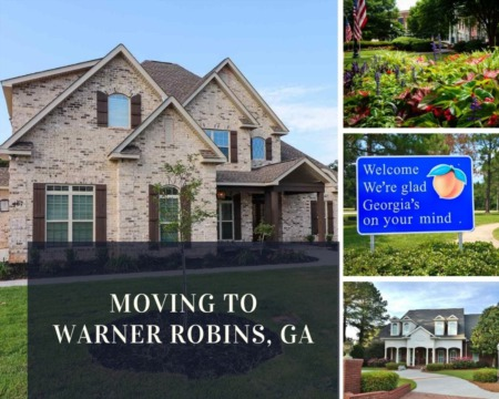 Moving to Warner Robins - Your EZ Guide to Everything Warner Robins, GA