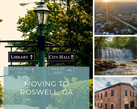 Moving to Roswell - Your EZ Guide to Everything Roswell, GA