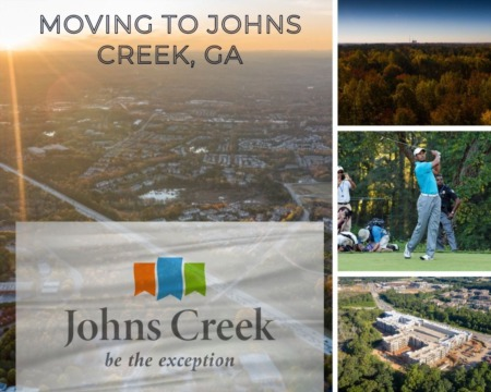 Moving to Johns Creek - Your EZ Guide to Everything Johns Creek, GA