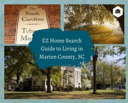 EZ Home Search Guide to Living in Marion County, SC