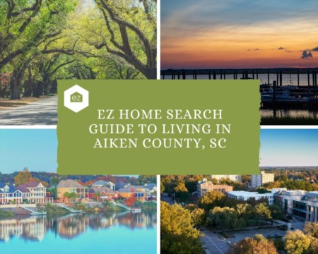 EZ Home Search Guide to Living in Aiken County, SC