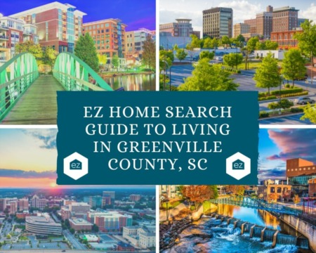 EZ Home Search Guide to Living in Greenville County, SC