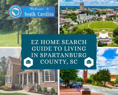 EZ Home Search Guide to Living in Spartanburg County, SC