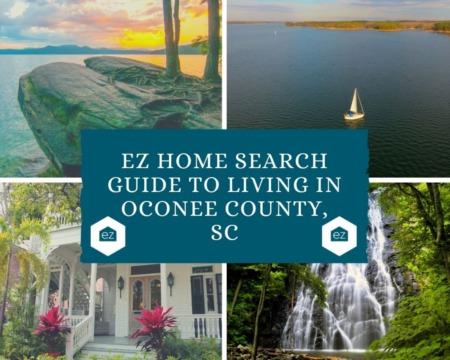 EZ Guide to Living in Oconee County, SC