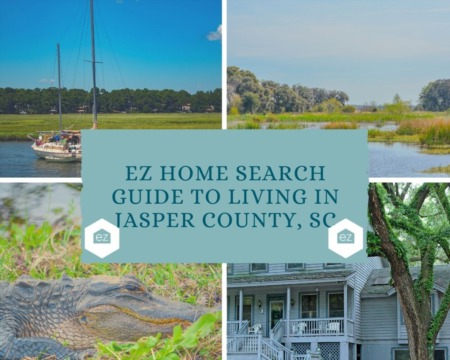 EZ Home Search Guide to Living in Jasper County, SC
