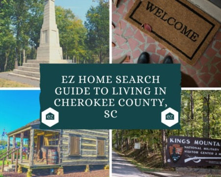 EZ Home Search Guide to Living in Cherokee County, SC