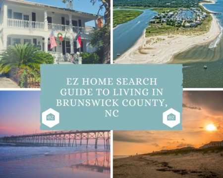 EZ Home Search Guide to Living in Brunswick County, NC