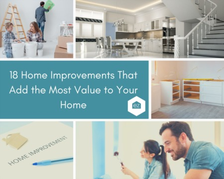 18 Home Improvements That Add the Most Value to Your Home