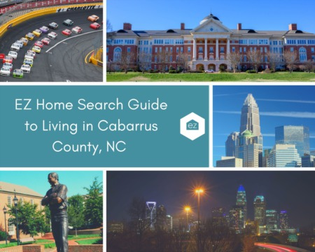 EZ Home Search Guide to Living in Cabarrus County, NC