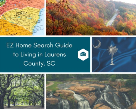 EZ Home Search Guide to Living in Laurens County, SC