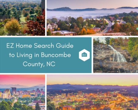 EZ Home Search Guide to Living in Buncombe County, NC