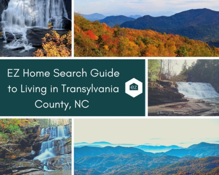 EZ Home Search Guide to Living in Transylvania County, NC
