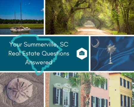 Your Summerville SC Real Estate Questions Answered