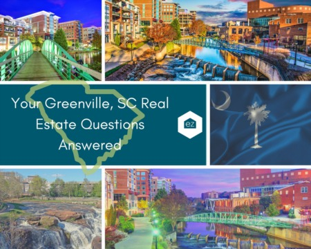 Your Greenville SC Real Estate Questions Answered