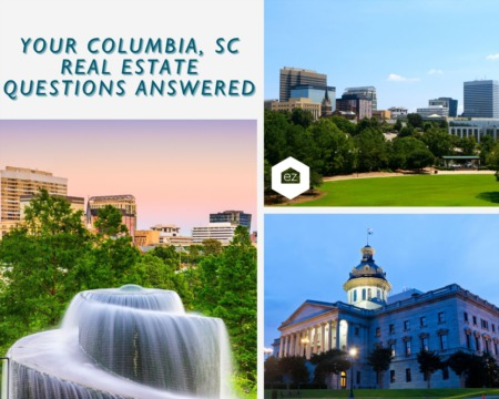 Your Columbia SC Real Estate Questions Answered