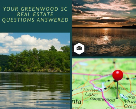 Your Greenwood SC Real Estate Questions Answered