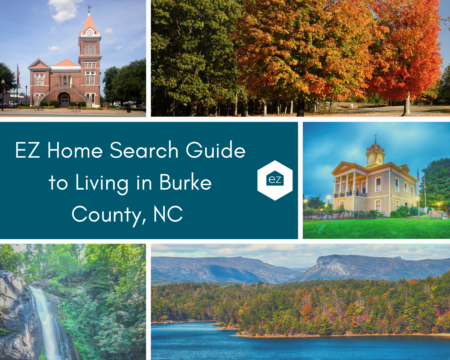 EZ Home Search Guide to Living in Burke County, NC