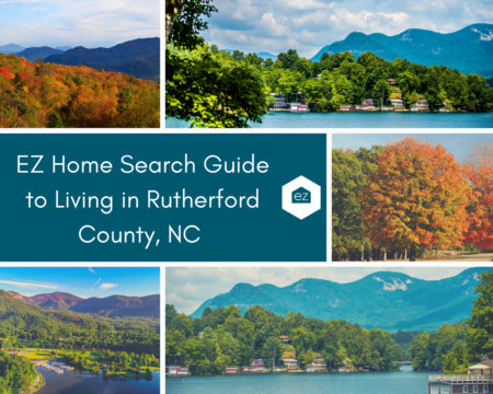 EZ Home Search Guide to Living in Rutherford County, NC