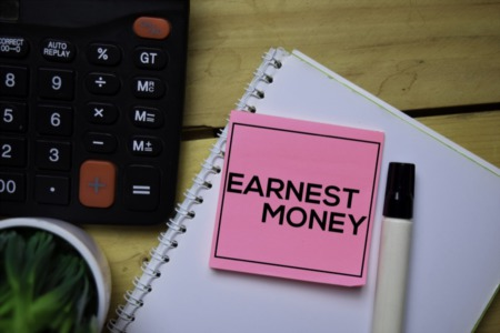 Earnest Money Information for Home Buyers
