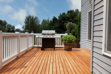 Is Installing a Deck a Smart Home Improvement?