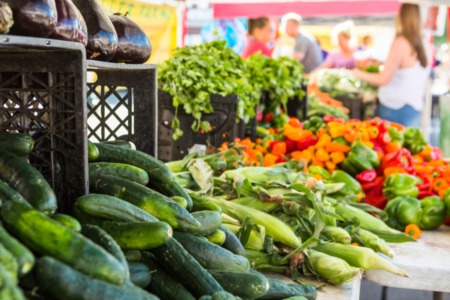 Where Are the Best Farmers Markets in Charleston?